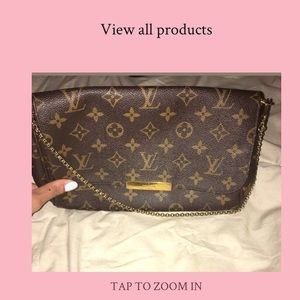 Handbags - Louis Vuitton Favorite MM